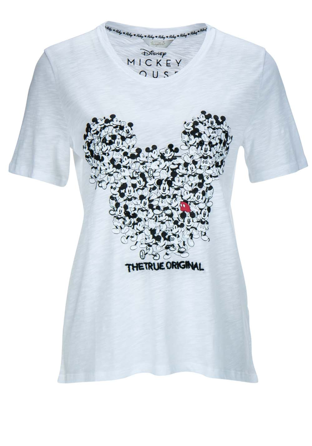 T-Shirt Frogbox Mickey Mouse The true original