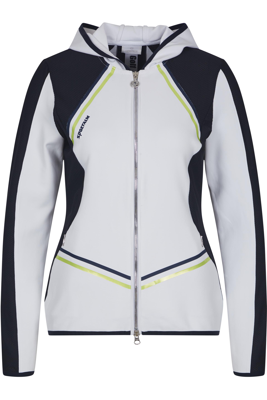 Iduna - Optical white - Jacke - Sportalm