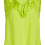 Mavis - Lime - Bluse -Sportalm