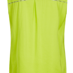 Mavis - Lime - Bluse - Sportalm - Back