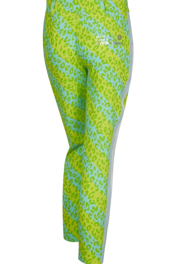 Spuma Print - Lime - Hose - Sportalm