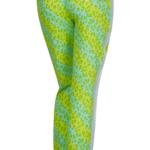 Spuma Print - Lime - Hose - Sportalm - Back