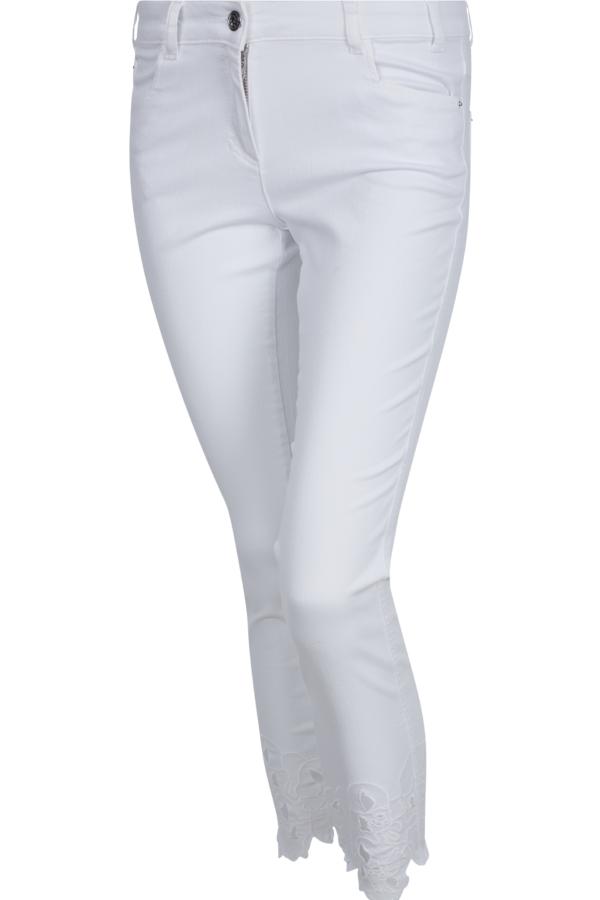 Kimba - Optical White - Jeans - Sportalm