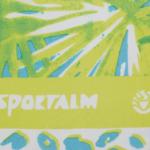 Isabella - Lime - Tuch - Sportalm - Back